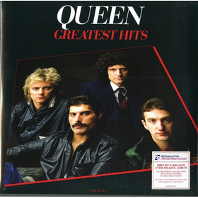 Queen Greatest Hits Vinilo Nuevo Y Sellado Obivinilos