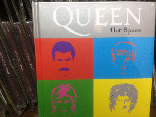 queen hot space - cd original nuevo - la nacion