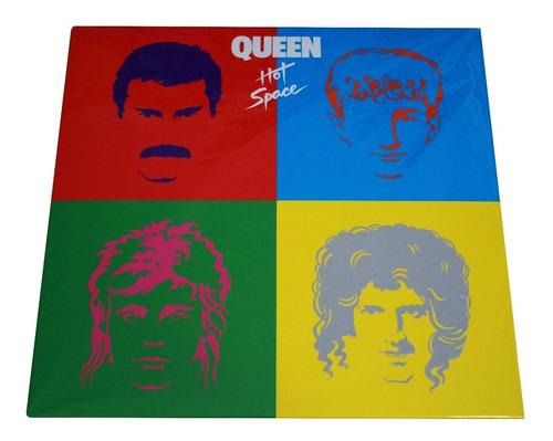 queen hot space studio collection vinilo rock activity