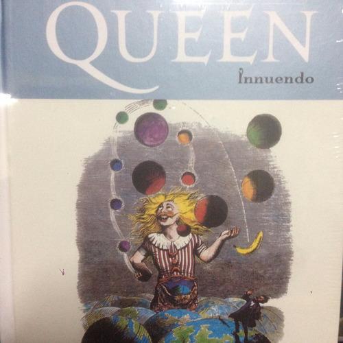 queen innuendo - cd original nuevo - la nacion