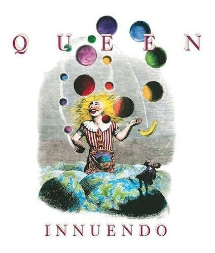 queen - innuendo vinilo doble nuevo y sellado obivinilos