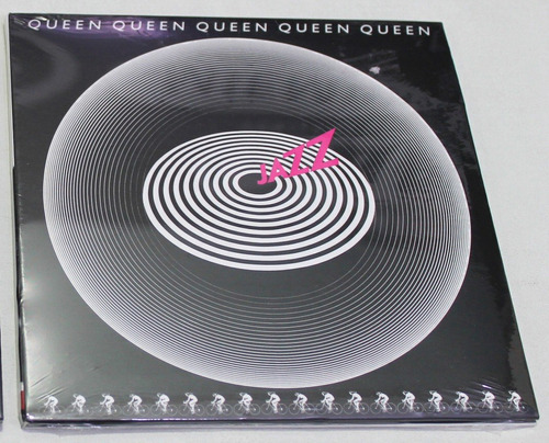 queen, jazz, digipack de the queen collection, italia