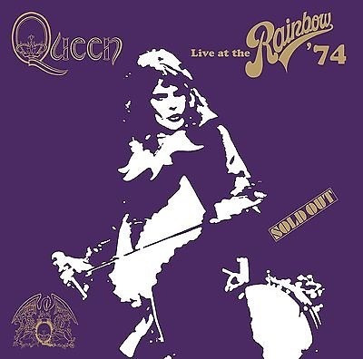 queen live at the rainbow '74 cd duplo digipack lacrado
