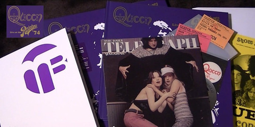 queen live at the rainbow '74 super deluxe box set limited