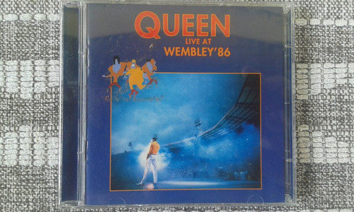 queen live at wembley' 86