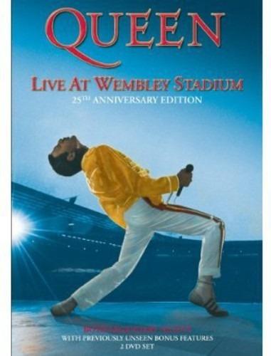 queen-live at wembley dvd import