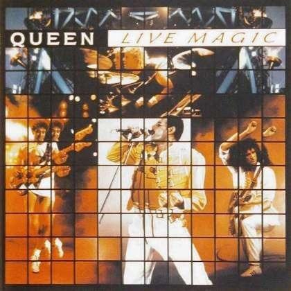 queen live magic - cd original nuevo - la nacion