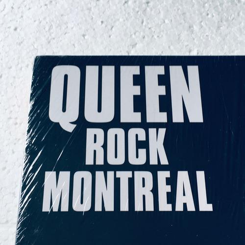 queen lp rock montreal vinil lacrado itália 2018 italy