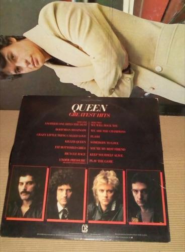 queen - lp -  vinilo  - un tesoro musical