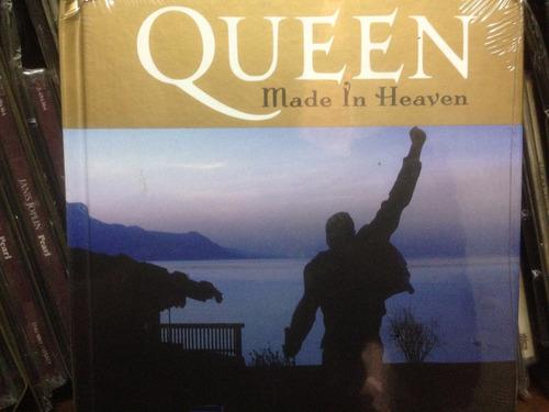 queen made in heaven - cd original nuevo - la nacion