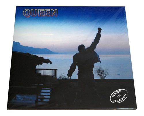 queen made in heaven studio collection vinilo rock activity