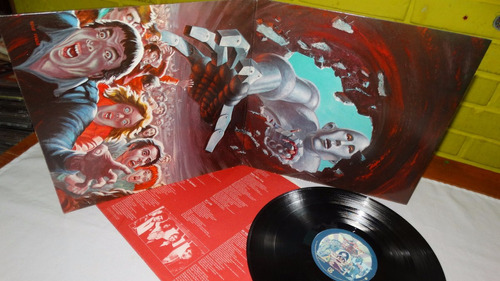 queen - news of the world '77 (gatefold) (vinilo:ex - cover: