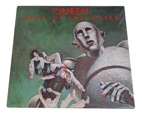 queen news the world studio collection vinilo rock activity