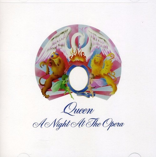 queen-night at the opera cd import