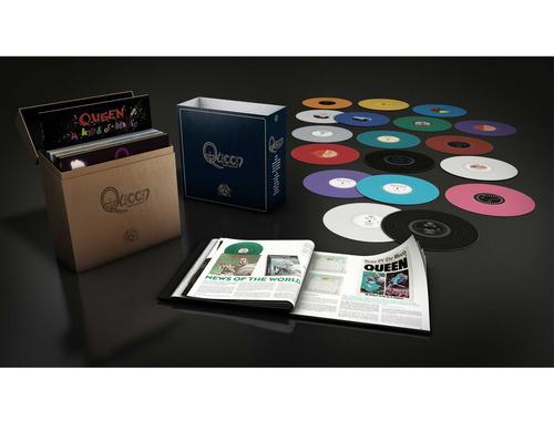 queen queen 2 studio collection vinilo rock activity