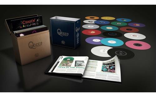 queen queen studio collection vinilo rock activity