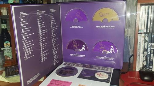 queen rainbow 74 box set deluxe