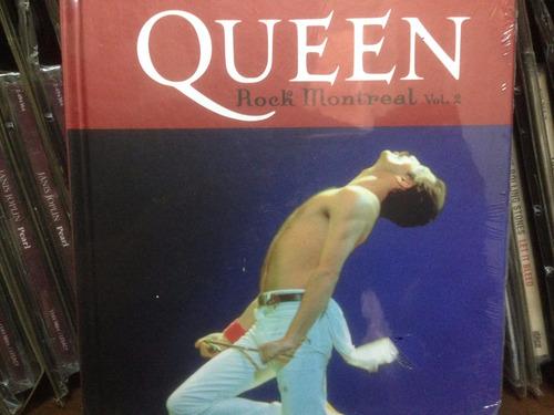 queen rock montreal disco 2 - cd original nuevo - la nacion