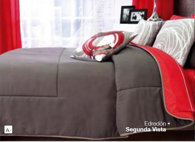 Edredon Vianney 18 19 84611 Ferrara 2 Vistas Queen Size 2 386 00