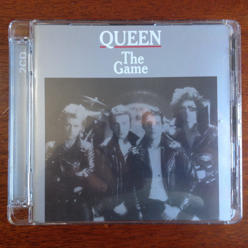 queen the game - 2 cds deluxe edition remaster 2011