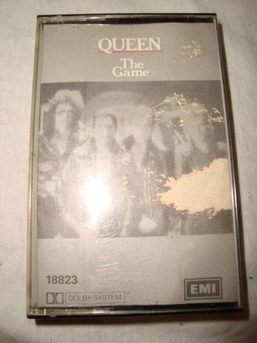 queen the game cassette 1980 en caballito