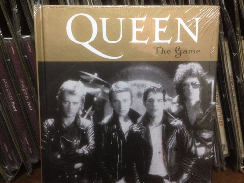 queen the game - cd original nuevo - la nacion