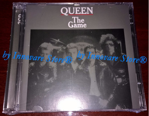 queen - the game, ep bônus, remaster, duplo***