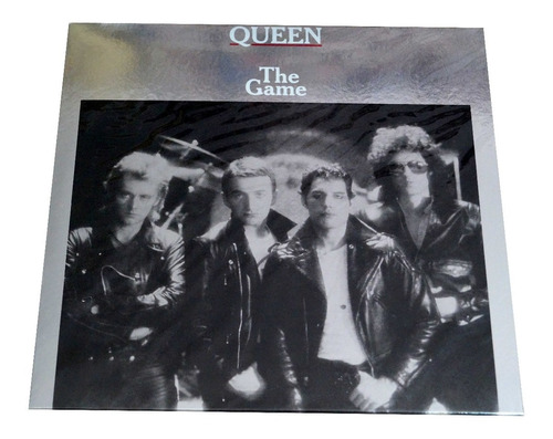 queen the game studio collection vinilo rock activity