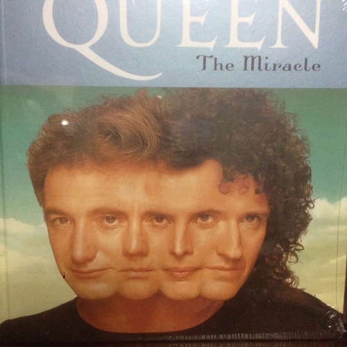 queen the miracle - cd original nuevo - la nacion