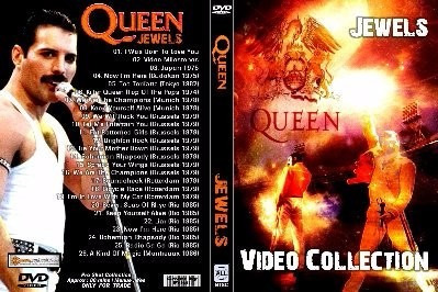 queen - the video collection