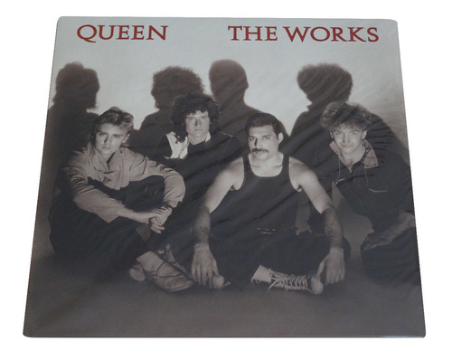 queen the works studio collection vinilo rock activity