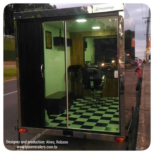queen trailers