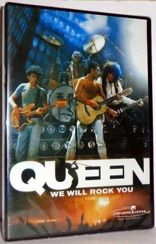 queen we will rock you dvd lacrado original