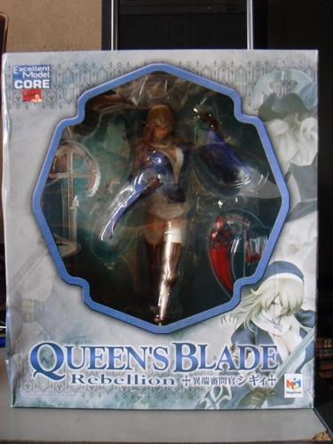 queen's blade rebellion - sigui 1/8 - megahouse
