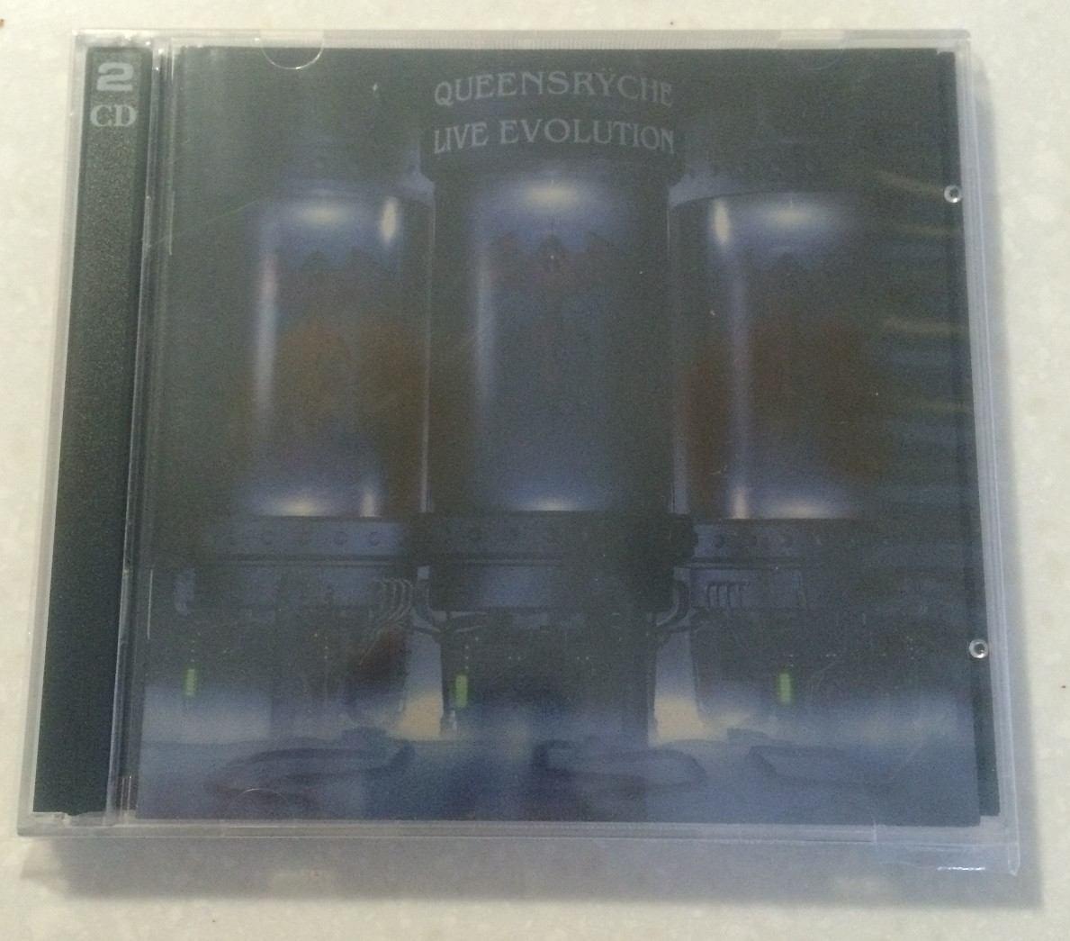 Queensryche - Live Evo...