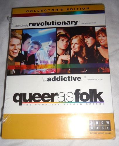 queer as folk segunda temporada 2 dos serie dvd