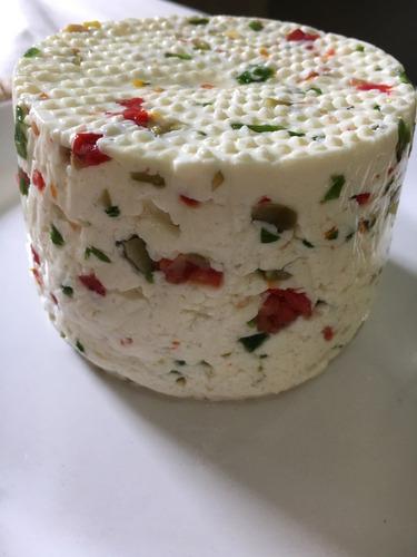 queijo fresco trufado