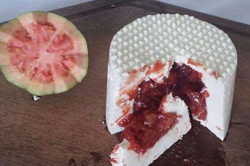 queijo minas frescal trufado - sabores