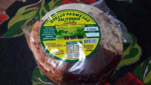 queijo parmesão califórnia
