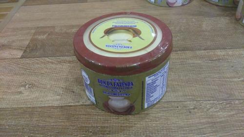 queijo trufado com requeijão de corte!  o bom da fazenda