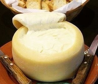 queijo trufado mg - requeijao/palmito/tomateseco/azeitona
