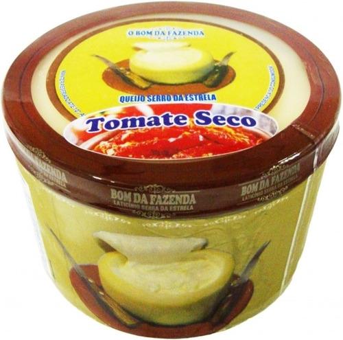 queijo trufado tomate seco bom da fazenda (serro da estrela)