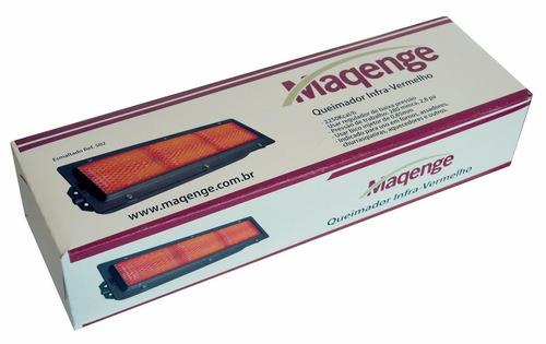 queimador infravermelho para frangueira / máquina de assar/