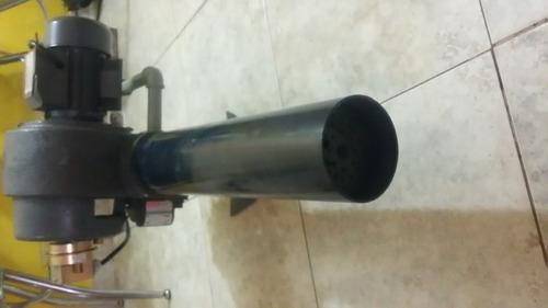 quemador a gas para hornos, calderas, crisoles 800mbtu