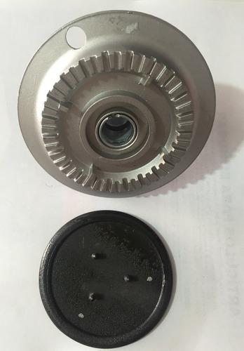 quemador aluminio original  ensamble mabe 3 pulgadas
