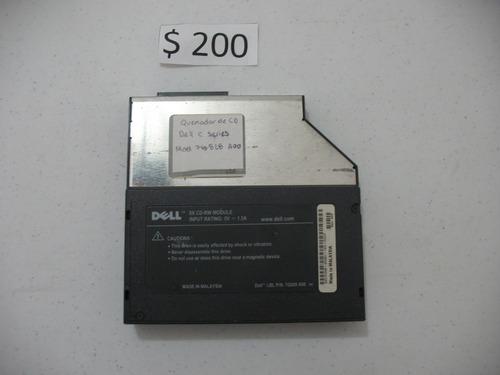 quemador de cd dell c series mod. 7g828a00