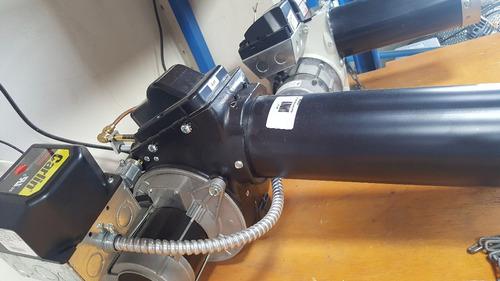 quemador de diesel carlin de 4 - 7 gph, 1/4hp