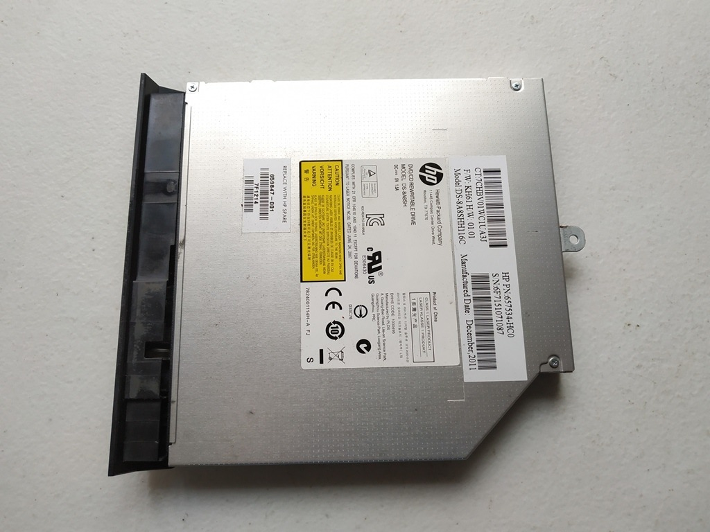 HP DS8A8SH DRIVER FOR MAC
