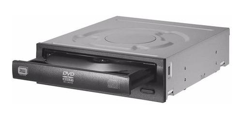 quemador dvd liteon ihas124 sata interno 24x negro bulk