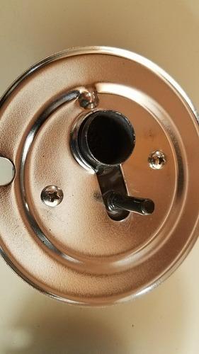quemador estufa acros o whirlpool con perno original